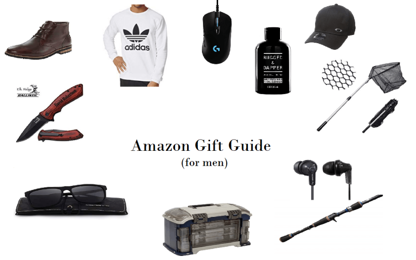 Men's Amazon Gift Guide
